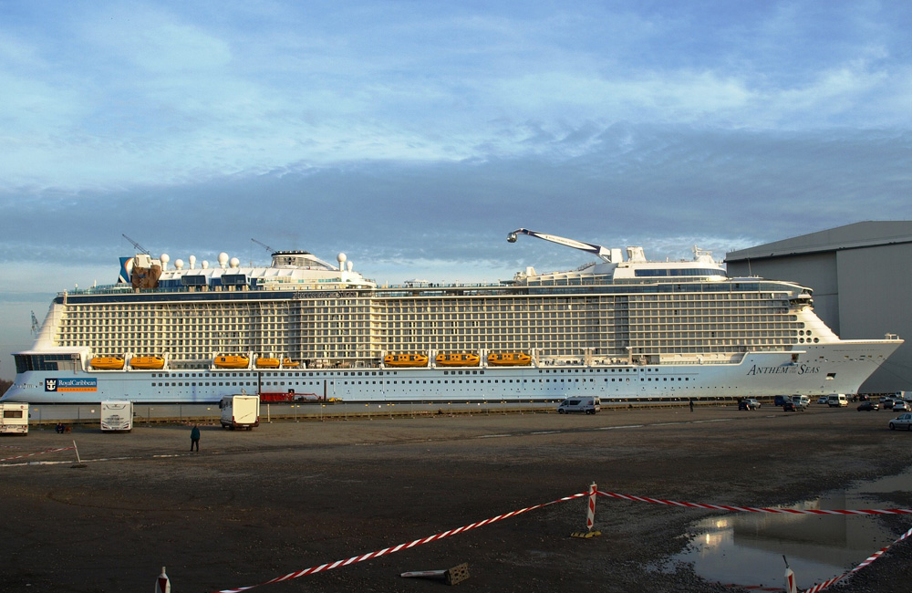 Meyer Werft Papenburg